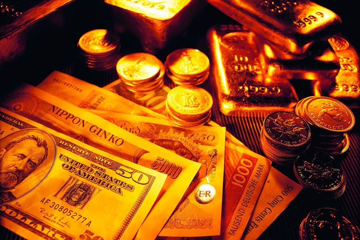 Красивые картинки денег и золота, для мамы