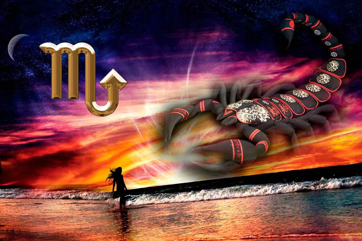 Скорпион - стиль отношений