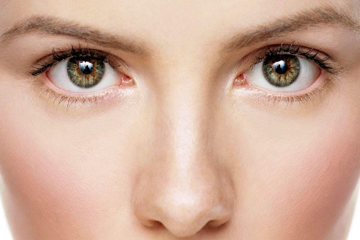 «Нервный» тип глаз