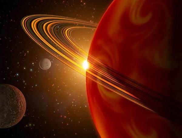 За секс отвечает сатурн