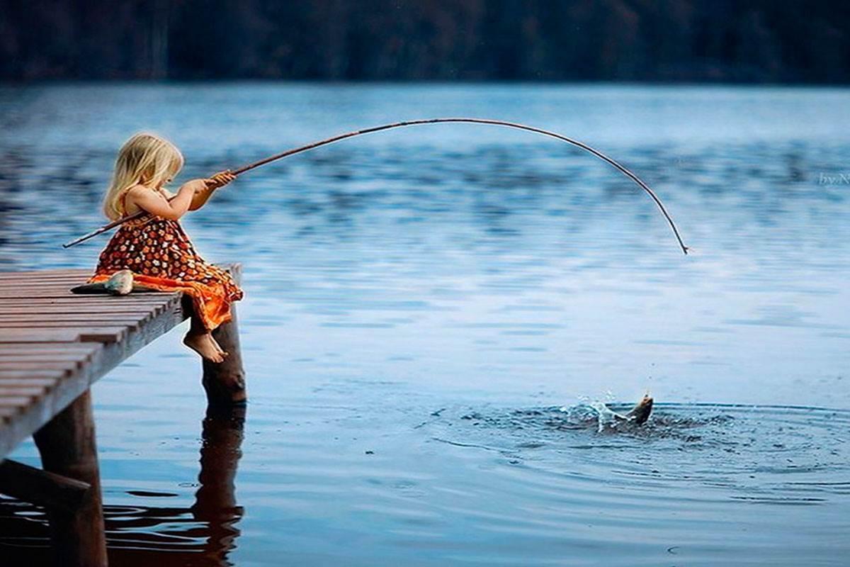 Заговор на удачную рыбалку