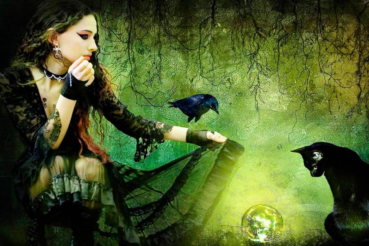 Заговор от ведьмы