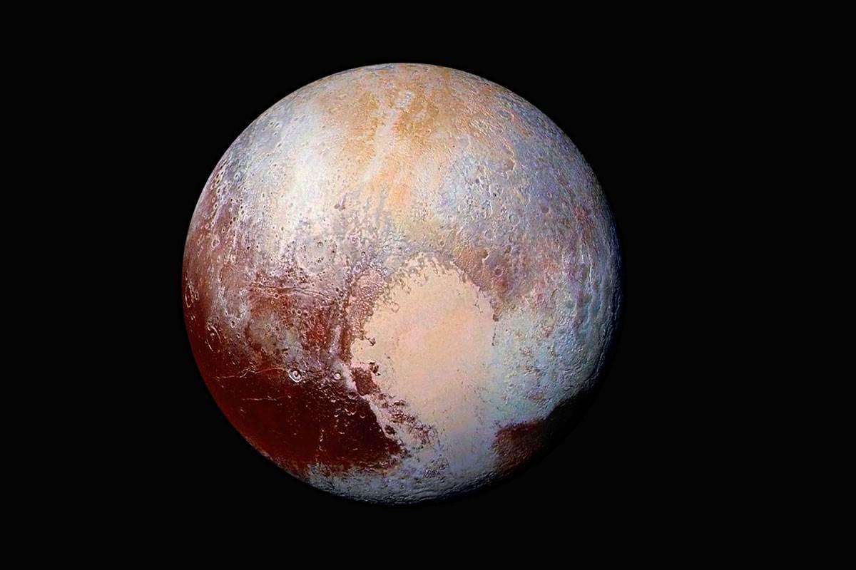 Плутон в доме