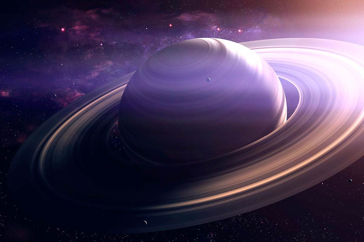 Сатурн в доме