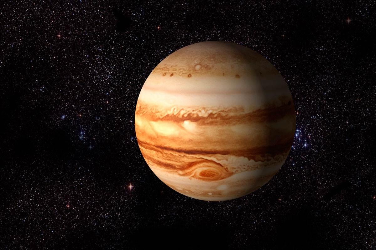 Юпитер в доме