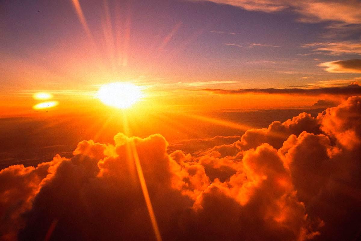 Солнце в доме - от 1 до 12