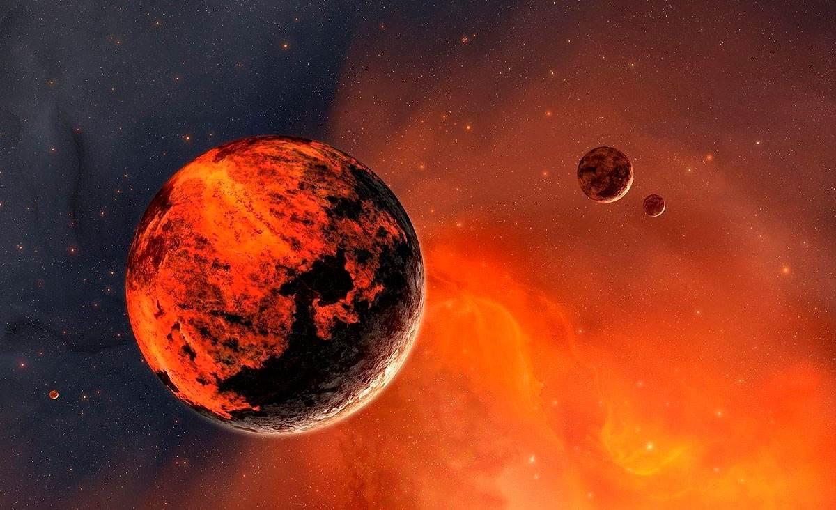 Планета Марс в астрологии