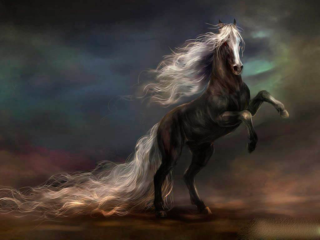 Год лошади