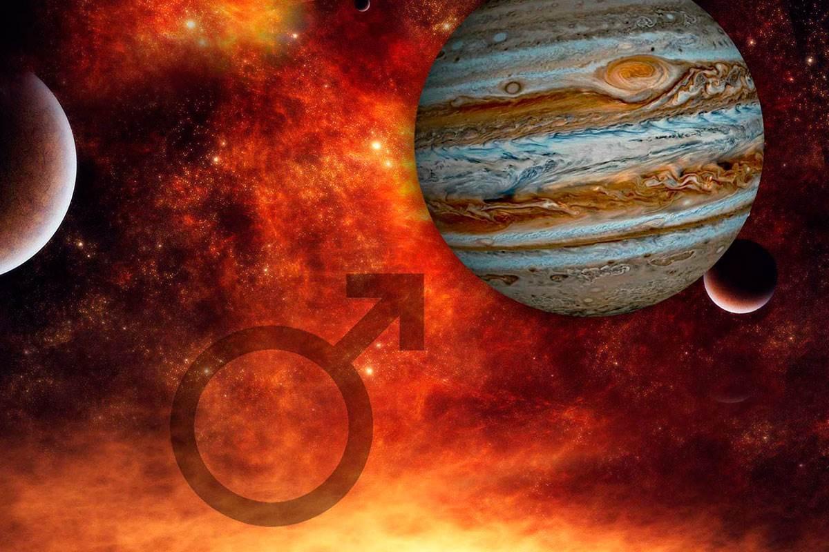 Аспекты Юпитера