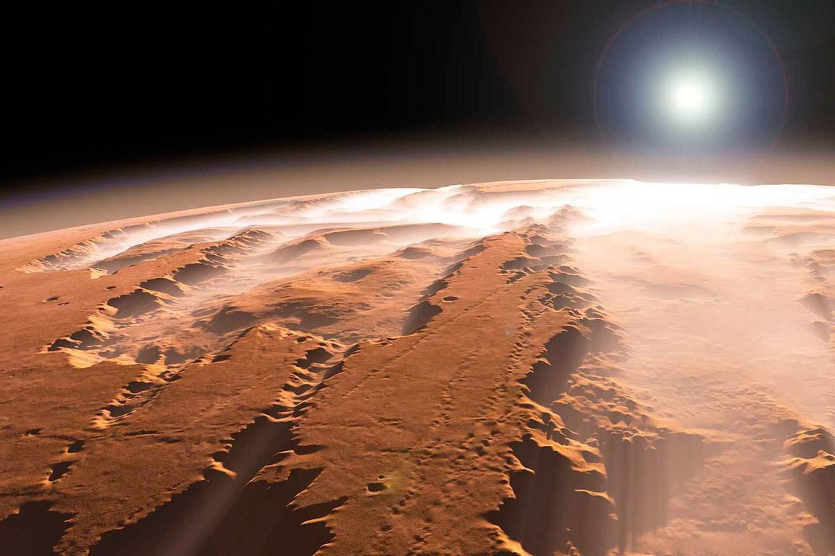 Аспекты Марса