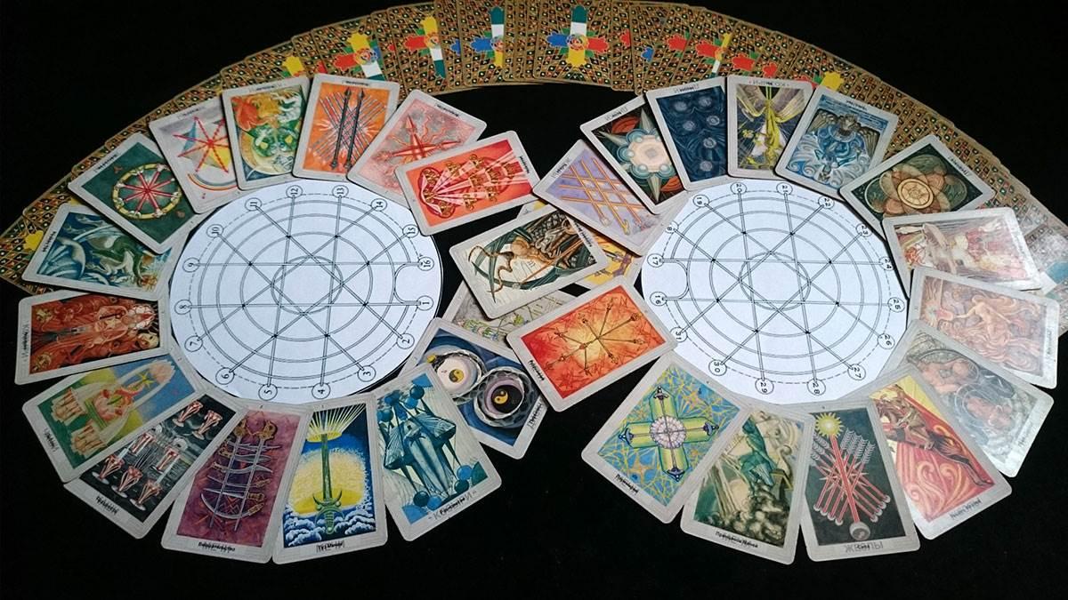 Двойные расклады карт Таро